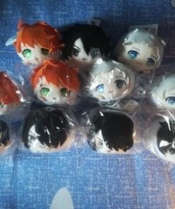 the promised neverland peluche